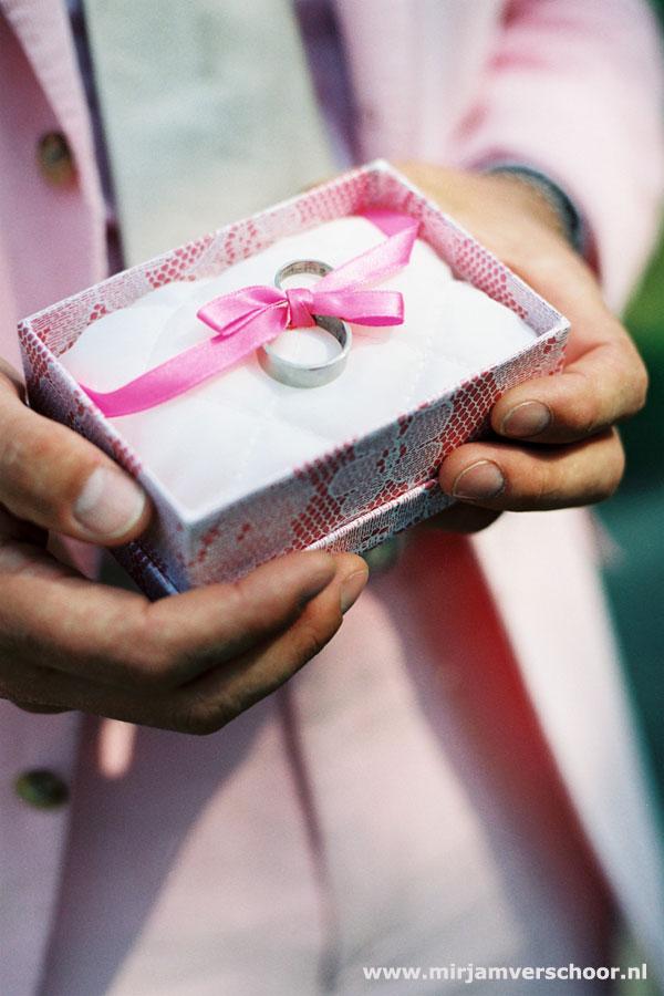 © Mirjam Verschoor bruidsfotografie ringen