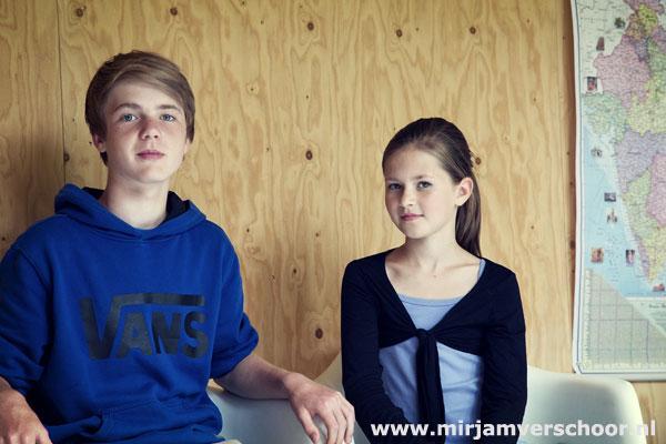 Kinder foto © Mirjam Verschoor -Fotografie