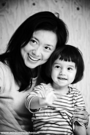 © Mirjam Verschhor moeder en kind fotografie