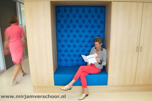 Portfolio foto's voor Interieuratelier Panis. Inrichting van het nieuwe kantoor van Vancis BV © Mirjam Verschoor fotografie Dtiebergen