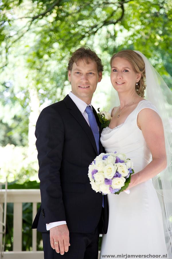 © Mirjam Verschoor bruidsfotografie Kasteel Wijk bij Duurstede