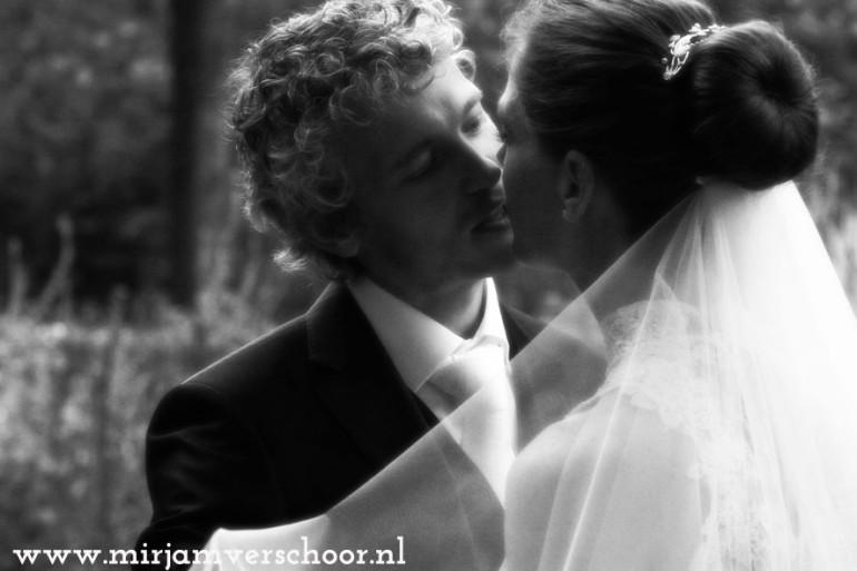 © Mirjam Verschoor Spontane bruidsfotografie
